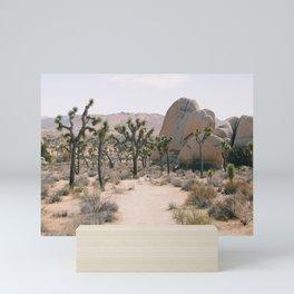 The magical path Mini Art Print