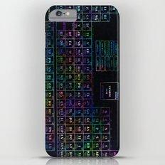 periodic table of elements Slim Case iPhone 6 Plus