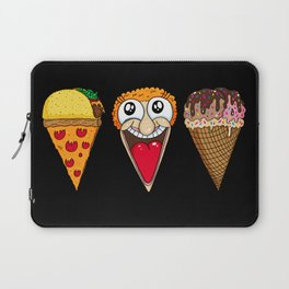 Taco Pizza Cone Laptop Sleeve