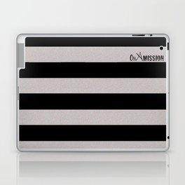 On A Mission Laptop & iPad Skin