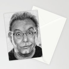 Lewis Black Stationery Cards