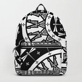 Ancestors (Blk White) Backpack