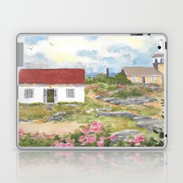 Star Island-Room With A View Laptop & iPad Skin