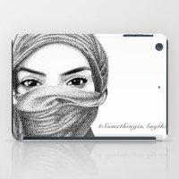 kiki iPad Cases featuring Kiki by BenHucke
