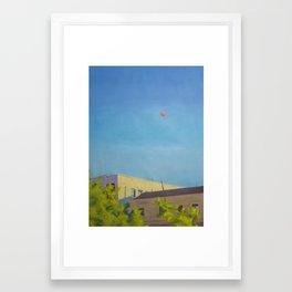 Ronda de Segovia, November 16.38 Framed Art Print