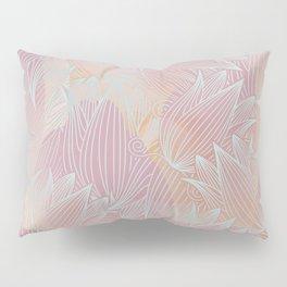 Pastel Pattern Pillow Sham
