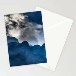 Royal Clouds Stationery Cards