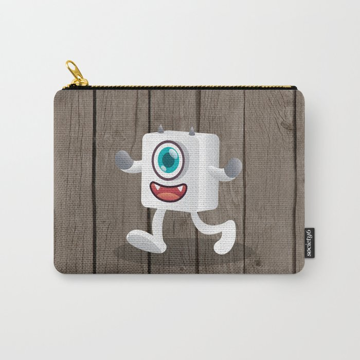 One Eye Boy Carry-All Pouch