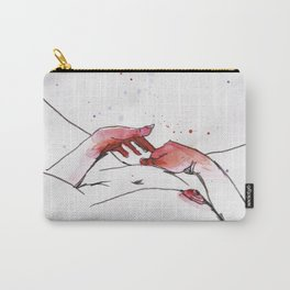 18. #hatetolove Carry-All Pouch