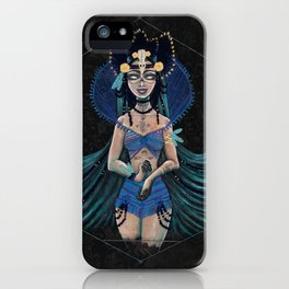 Libra Witch iPhone Case