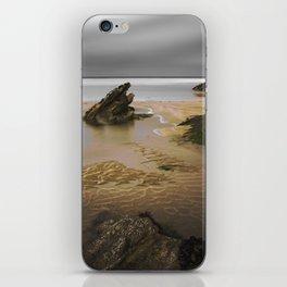 Fistral Beach, Newquay, Cornwall, England United Kingdom iPhone Skin