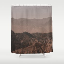 Double Skin Shower Curtain