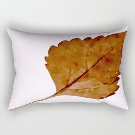 Be Like A Leaf #2 Rectangular Pillow