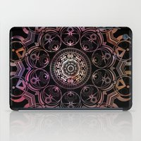 chakra iPad Cases featuring CHAKRA by Spectronium - Art by Pat McWain