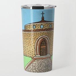 Tempietto, Perugia Travel Mug
