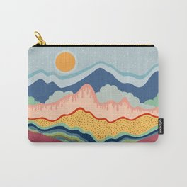 Peaceful life is my birthright Carry-All Pouch