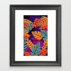 Flora Forever Framed Art Print