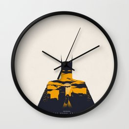 Movie Poster Wall Clock