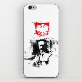Polska - Marszałek Piłsudski iPhone Skin