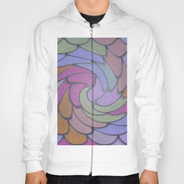 Twisted Scales Hoody