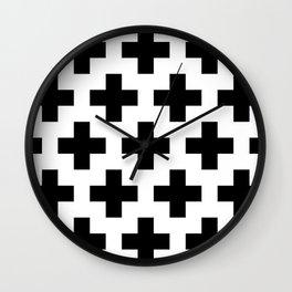 classic retro elegant geometric Yaksha Wall Clock