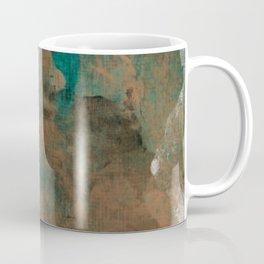 Patina Copper Coffee Mug