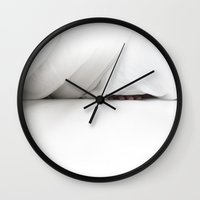 bed Wall Clocks featuring bed by Marga Parés