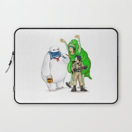 Stay Healthy, Stay Puft Laptop Sleeve