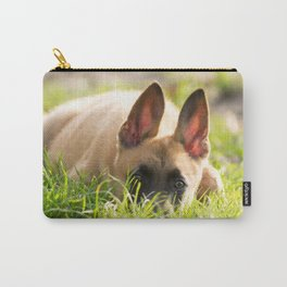 I'm not a fox but a Malinois puppy Carry-All Pouch