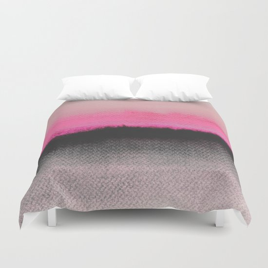 Double Horizon Duvet Cover