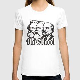 Old School Communism T-shirt