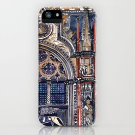entrance to the Doge's Palace, Venice iPhone Case
