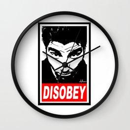 Disobey Chino Wall Clock