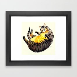 Chonk Framed Art Print