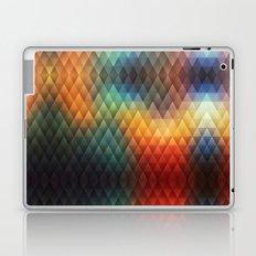 Triangle Rainbow Pattern Laptop & iPad Skin