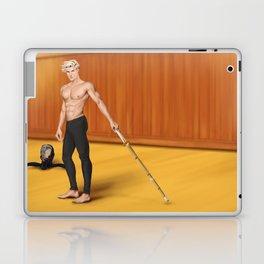 kendo practice partner Laptop & iPad Skin