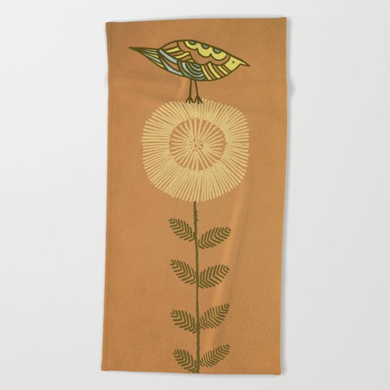 Perch Beach Towel