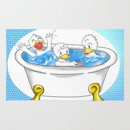 Bathtime Rug