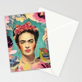 Frida Kahlo V Stationery Cards