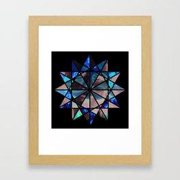 kaleidos-core Framed Art Print