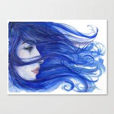 Veruca Canvas Print