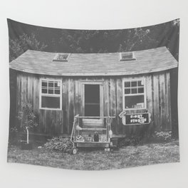 Short Stories Wall Tapestry