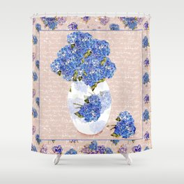 Afternoon Bouquet Shower Curtain