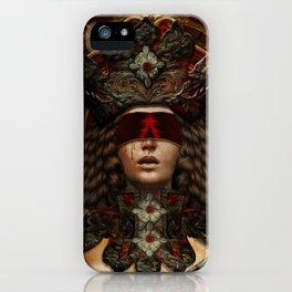 Ad maiorem Dei gloriam (A.M.D.G.) iPhone Case