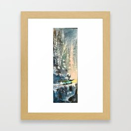 SK's Old 57' Framed Art Print