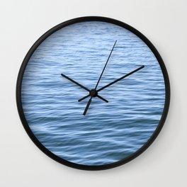 Champlain Blues Wall Clock