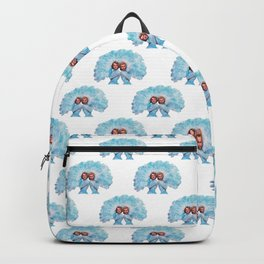 Sisters - White Christmas - Watercolor Backpack