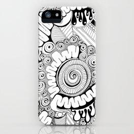 Viscera Phantasma Doodle iPhone Case