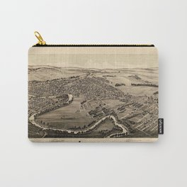 Map Of Latrobe 1900 Carry-All Pouch