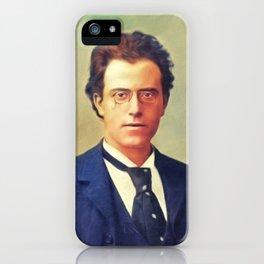 Gustav Mahler, Music Legend iPhone Case